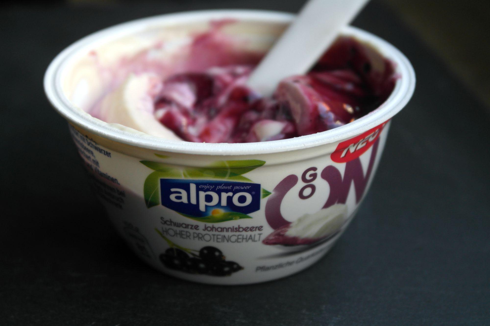 Food testing alpro soja quarkalternative go on foodloaf for Alpro soja cuisine