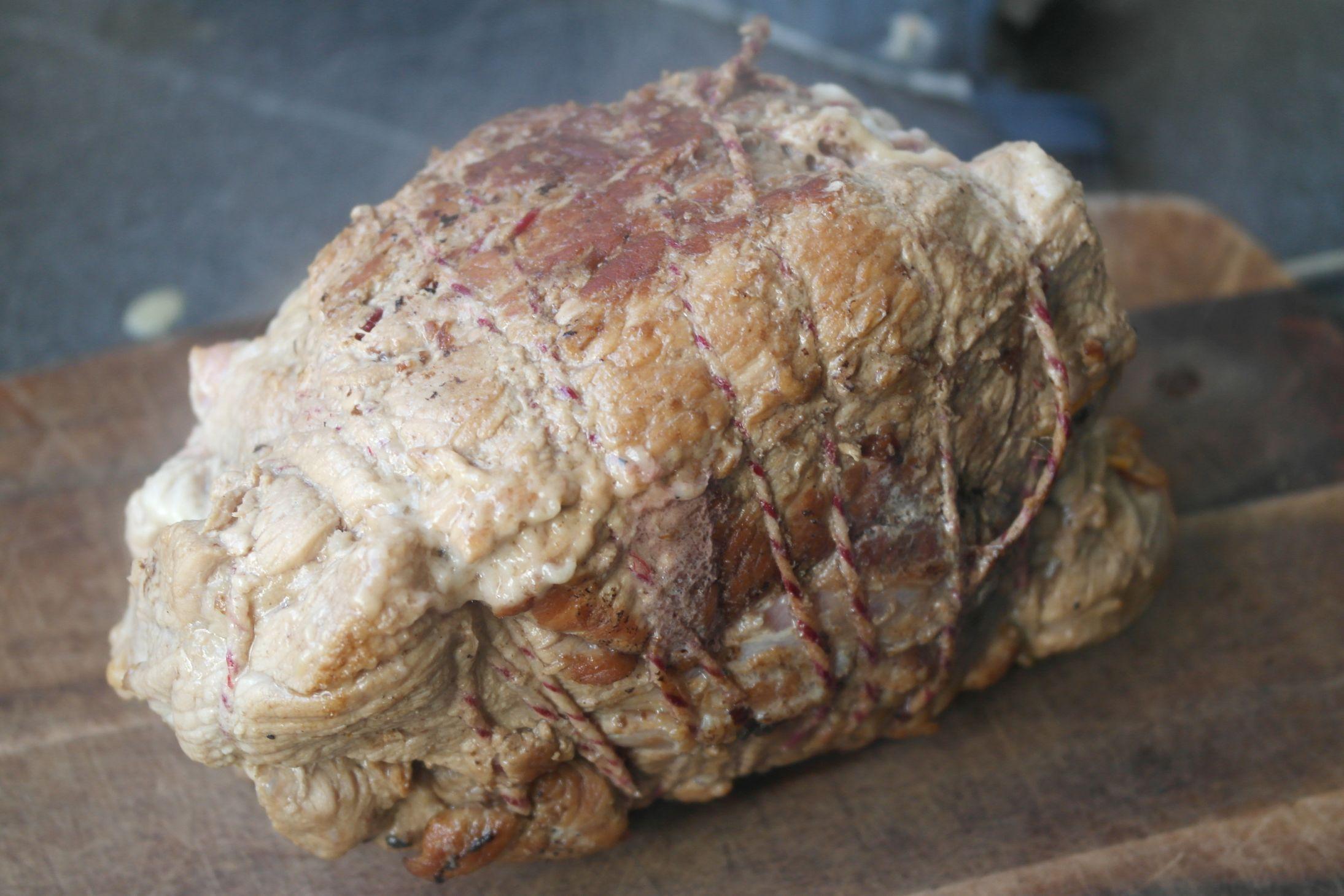 Cordon Bleu Schweinebraten Ein Rezept Von Foodlaof