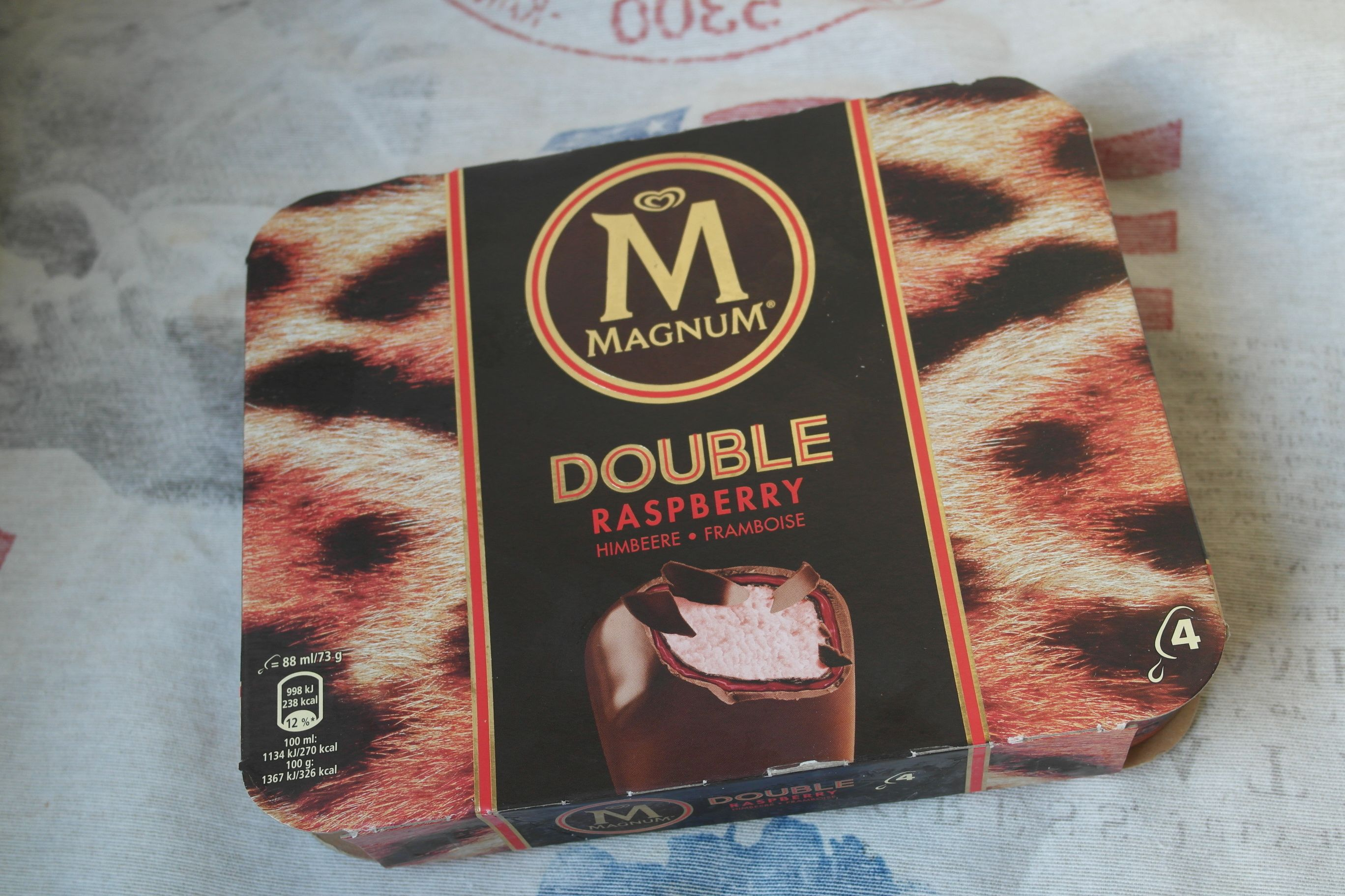 Magnum Double Himbeere