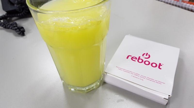 """Foodtest: reboot Brause – Energy mit """"gewissen Extras"""""""