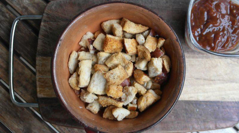 Rezept: Laugensnack wie Snyder's Pretzel Pieces