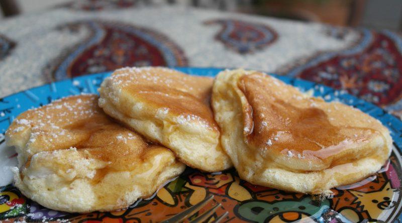 Rezept: Japanische Pancakes – super fluffy!